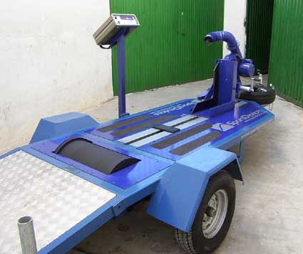 Trailer Mounted Dyno